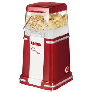 Aparat de facut popcorn UNOLD U48525, 900W