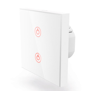 Intrerupator smart  HAMA 176551, Wi-Fi, Touch, alb