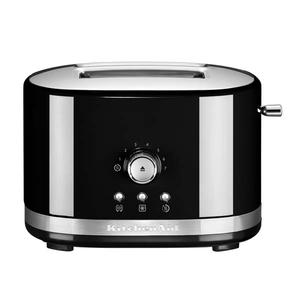 Prajitor de paine KITCHENAID 5KMT2116EOB, 1200W,  Onyx Black