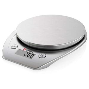 Cantar de bucatarie ZOKURA Z1011, electronic, 5kg, argintiu