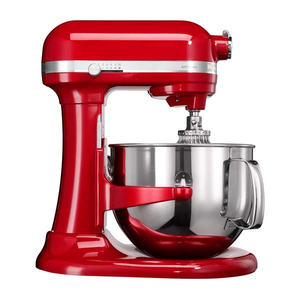 Mixer cu bol KITCHENAID Artisan 5KSM7580XEER, 10 trepte de viteza, 6.9l, 500W, Empire Red