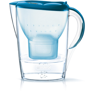 Cana filtranta BRITA Marella Cool BR1026446, MAXTRA+, 2.4l, albastru