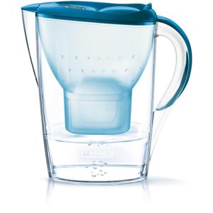 Cana filtranta BRITA Marella Cool BR1026446, 2.4l, albastru
