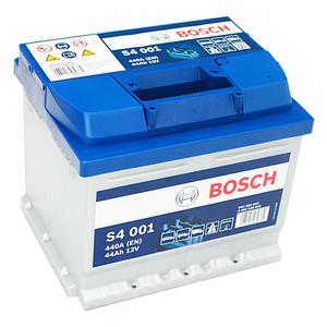 Baterie BOSCH S4 001 12V 44AH 440A