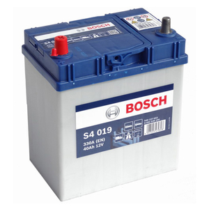 Baterie BOSCH Asia S4 018 12V 40AH 330A