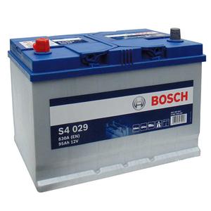 Baterie BOSCH Asia S4 029 12V 95AH 830A