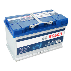 Baterie Start-stop EFB BOSCH S5 E11 12V 80AH 730A