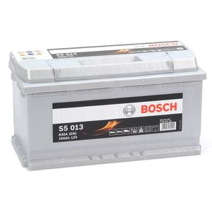 Baterie BOSCH S5 013 12V 100AH 830A