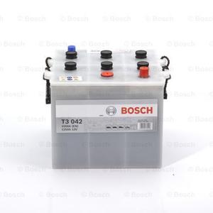 Baterie auto BOSCH T3 042, 12V, 125Ah, 760A