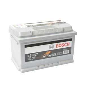 Baterie auto BOSCH 0092S50070, 74AH, 750A