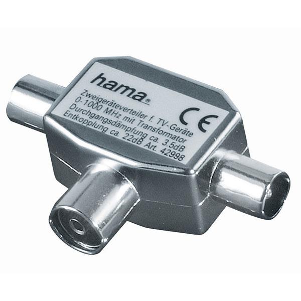Distribuitor antena coaxial HAMA 42998