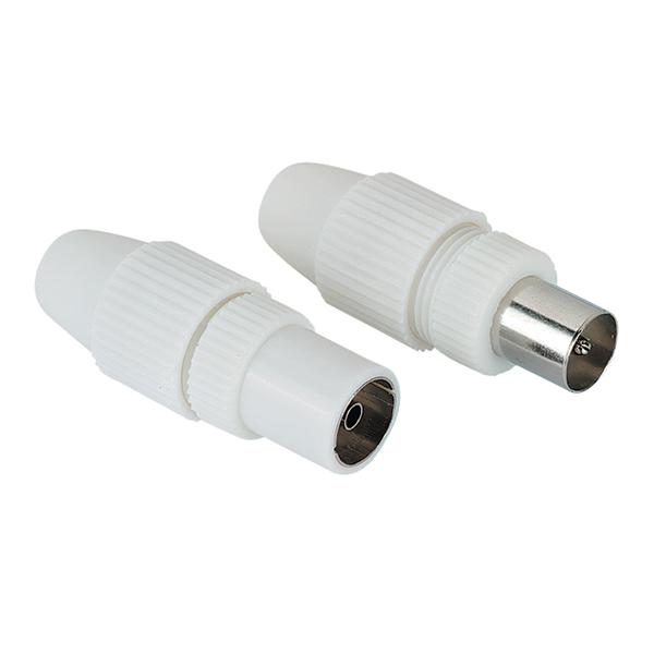 Set Mufe Antena, tip clema HAMA 44146