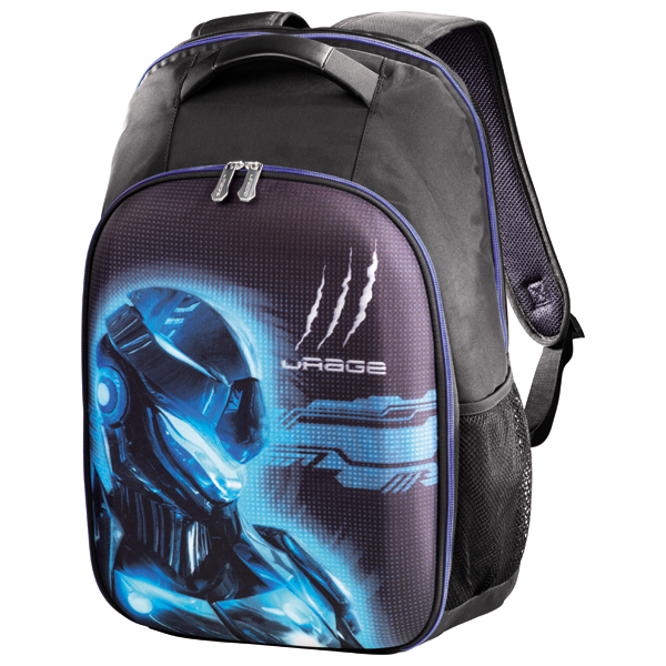 "Rucsac laptop HAMA uRage Cyberbag Soldier 101288, 17.3"", negru"