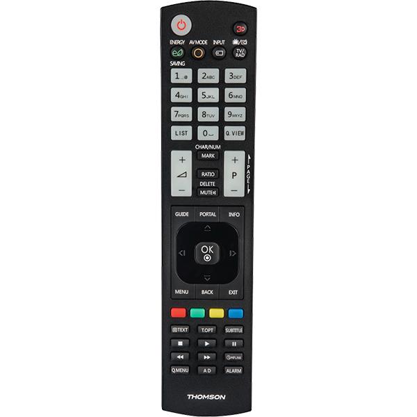 Telecomanda THOMSON 132674, 52 butoane. Compatibila cu Tv-urile LG