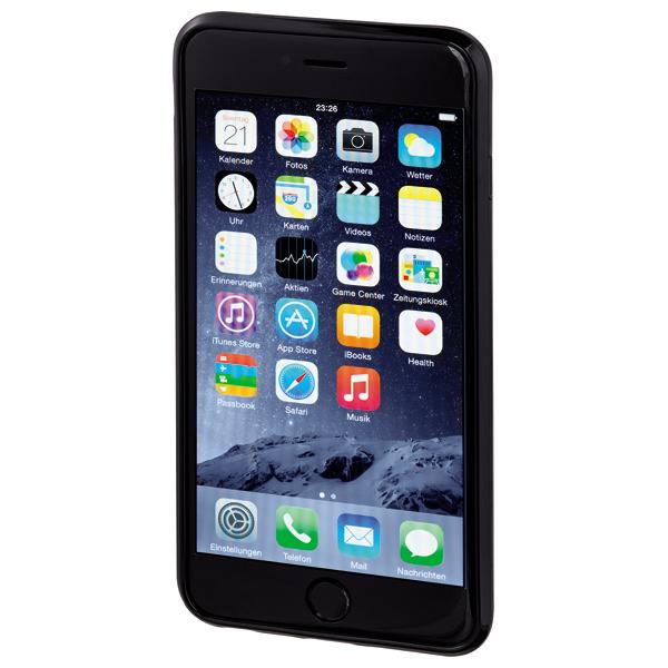 87bf98216c0 Carcasa pentru iPhone 6 Plus, 6S Plus, HAMA Crystal 135131, Black