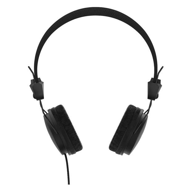 Casti HAMA Joy 135604, Cu Fir, On-Ear, Microfon, negru