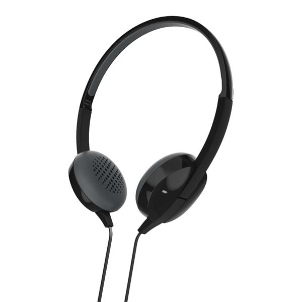 Casti HAMA Advance 137449, Cu Fir, On-Ear, Microfon, negru