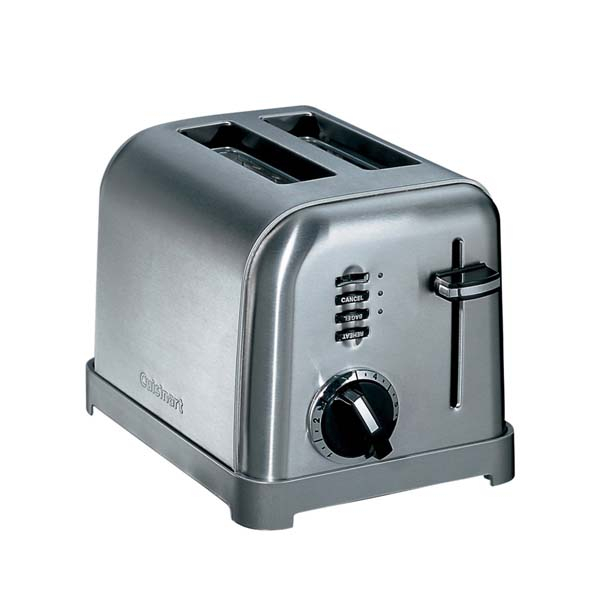 Prajitor de paine CUISINART CPT160E, 900W
