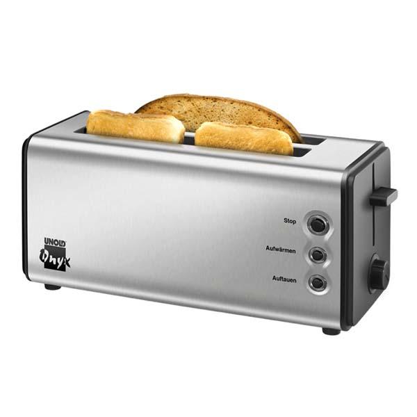 Prajitor de paine UNOLD Onyx U38915, 1400W