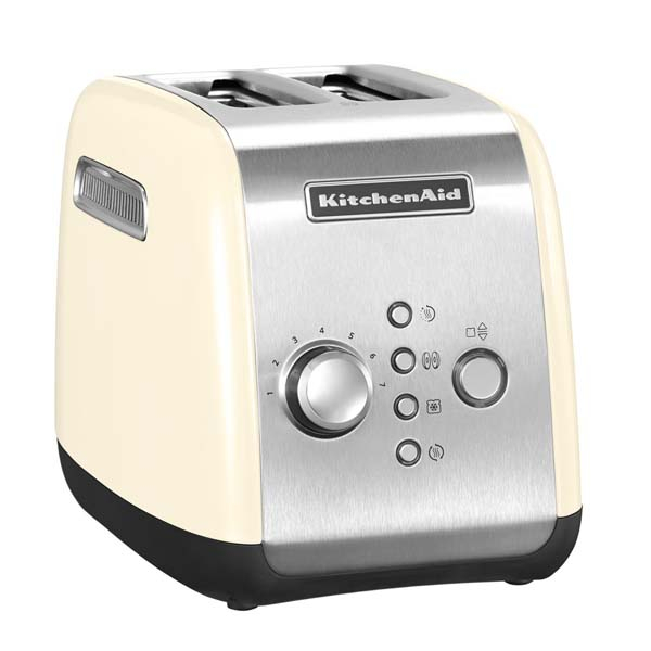 Prajitor de paine KITCHENAID 5KMT221EAC, 1100W,  Almond Cream