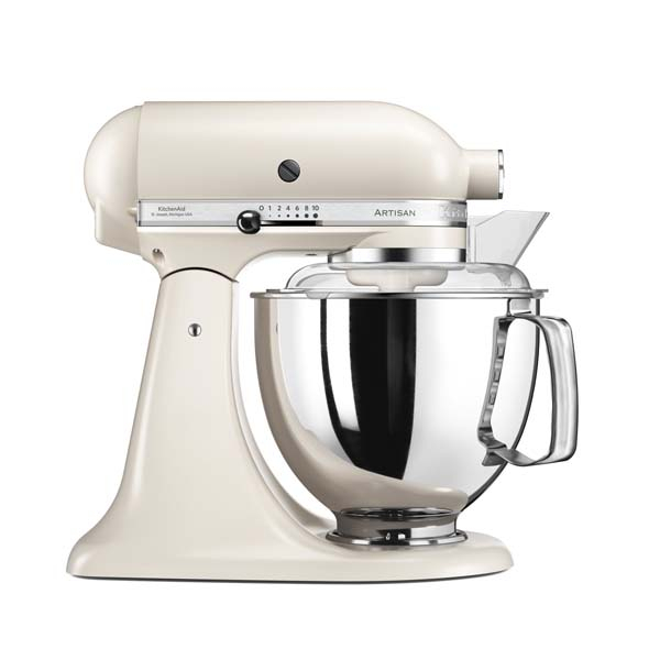 mixer cu bol kitchenaid artisan elegance 5ksm175pselt 10 trepte de viteza 300w cafe latte. Black Bedroom Furniture Sets. Home Design Ideas