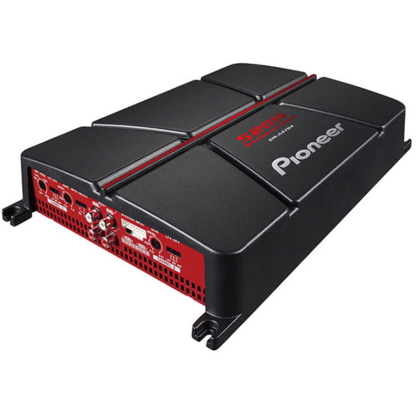 Amplificator auto PIONEER GM-A4704, 4 canale, 520W