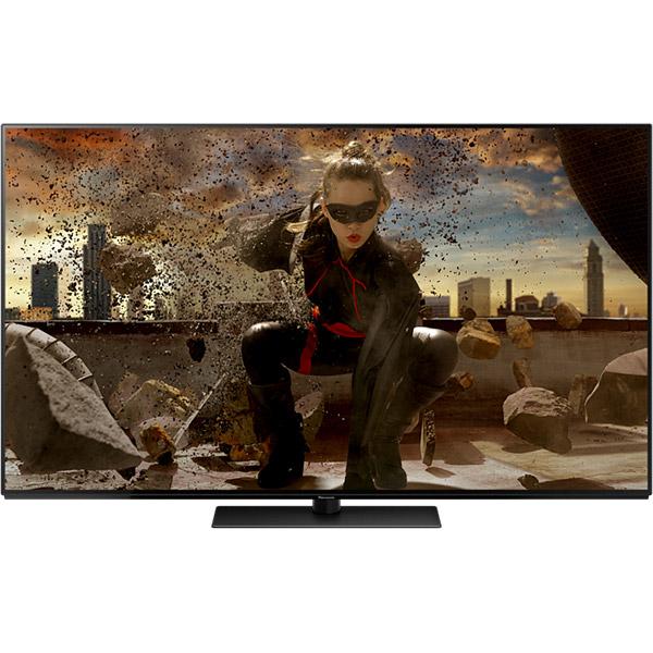 Televizor OLED Smart Ultra HD 4K Pro, 139 cm, PANASONIC TX-55FZ800, negru