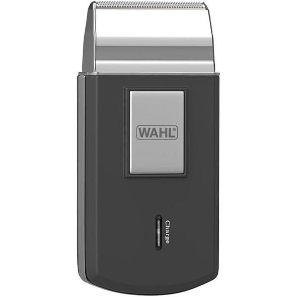 Aparat de ras WAHL Travel Shaver 03615-1016, 45 min autonomie, negru-gri