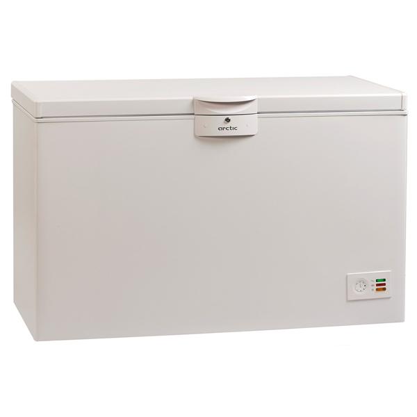 Lada frigorifica ARCTIC O40+, 374 l, 86 cm, A+, alb