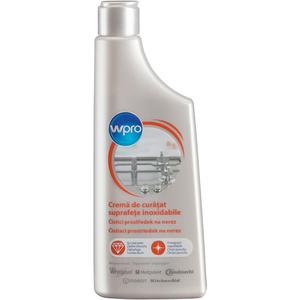 Crema de curatat pentru inox WPRO 08500