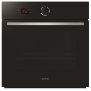 Cuptor incorporabil GORENJE Simplicity II BO75SY2B, electric, 65l, 3300W, A, negru