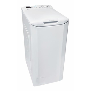 Masina de spalat rufe verticala CANDY CST G372D-S, 7kg, 1200rpm, A+++, alb