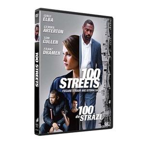 100 De strazi DVD