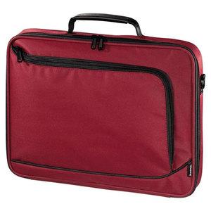 "Geanta laptop HAMA SportsLine Bordeaux 101174, 15.6"", politex, rosu"