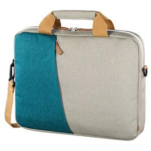 """Geanta laptop HAMA Florence 101573, 15.6"""", gri-albastru"""