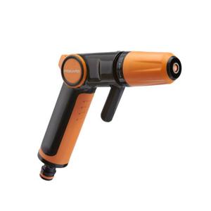 Pistol pentru stropit FISKARS 1020445, negru-portocaliu