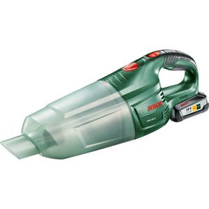 Aspirator de mana BOSCH PAS 18 LI, 0.65 l, 18 V, verde