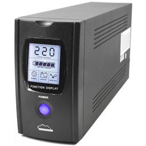 Sursa UPS SILVERCLOUD PNI-SCPC650V, 650VA, 390W, ecran LCD