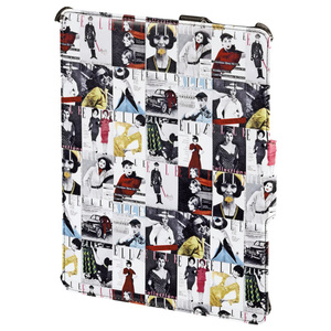 Husa de protectie tip stand ELLE Slim Vintage 104679 pentru iPad Air, multicolor