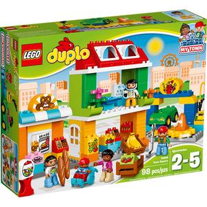 LEGO Duplo: Piata Mare a orasului, 10836