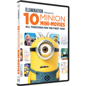 10 Minion Mini-Movies Collection DVD