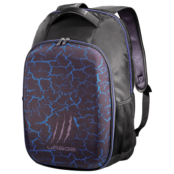 "Rucsac laptop HAMA uRage Cyberbag Illuminated 101289, 17.3"", negru"