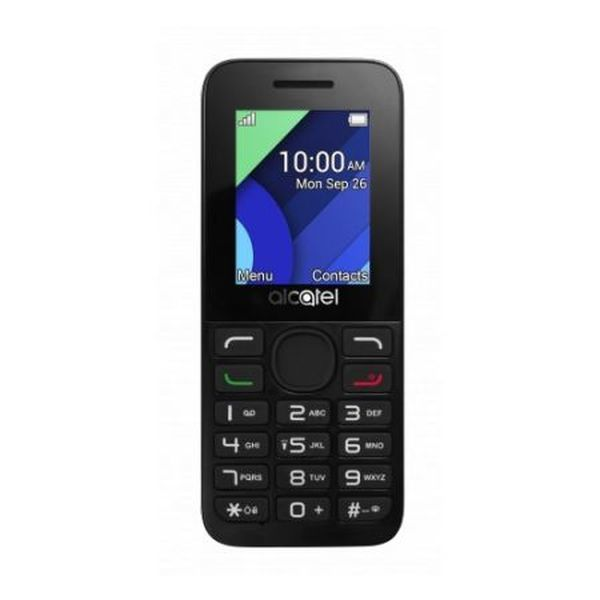 Telefon mobil Dual Sim ALCATEL 1054D Gray