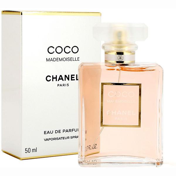 Apa De Parfum Chanel Coco Mademoiselle Femei 50ml