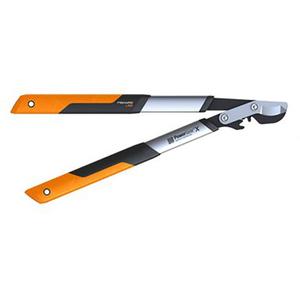 Foarfeca pentru ramuri groase pas cu pas PowerGearX S Fiskars LX92, 57cm, otel