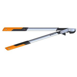 Foarfeca pentru ramuri groase pas cu pas Fiskars PowerGearX- L, 80cm, otel