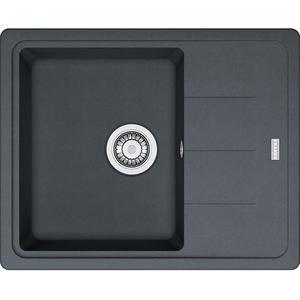 Chiuveta bucatarie FRANKE BFG611-62, 1 cuva, picurator reversibil, compozit granit, grafit