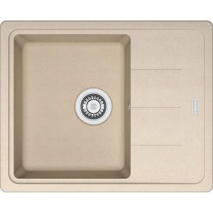 Chiuveta bucatarie FRANKE BFG611-62, 1 cuva, picurator reversibil, compozit granit, avena