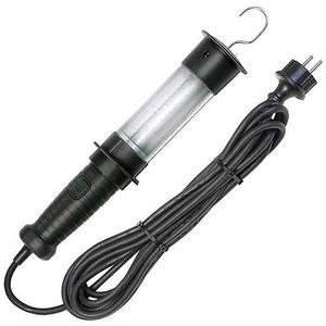 Lampa de atelier BRENNENSTHUL SHL 18 S 1177270, 18W, 1217 lumeni, IP54, negru
