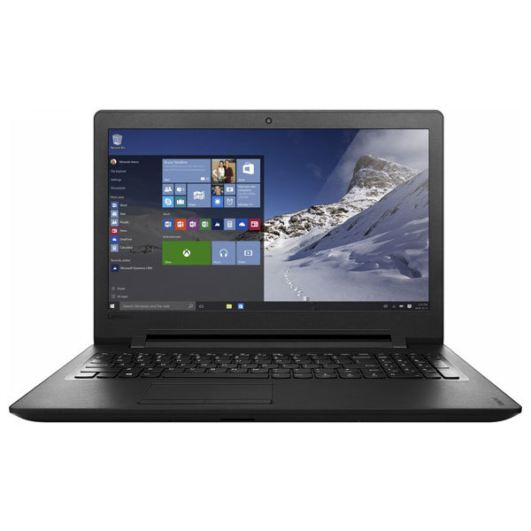 "Laptop LENOVO 110-15IBR, Intel® Pentium® N3710 pana la 2.2GHz, 15.6"", 4GB, 500GB, Intel® HD Graphics 405, Windows 10 Home"